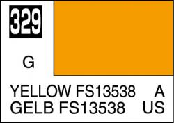 Mr Color Paint Yellow FS13538 10ml # C329