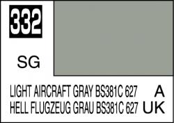 Mr Color Paint Light Aircraft Gray BS381C 627 10ml # C332