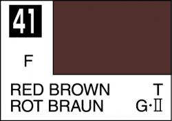 Mr Color Paint Red Brown 10ml # C041