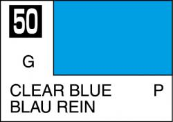 Mr Color Paint Clear Blue 10ml # C050