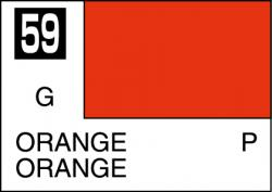 Mr Color Paint Orange 10ml # C059