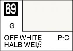 Mr Color Paint Off White 10ml # C069