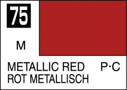 Mr Color Paint Metallic Red 10ml # C075