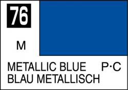 Mr Color Paint Metallic Blue 10ml # C076