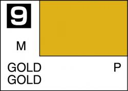 Mr Color Paint Gold 10ml # C009