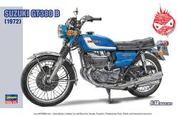 1:12 Suzuki GT380 B Model Kit