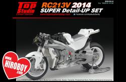 1:12 Honda RC213V (2014) Super Detail-Up Set for Tamiya