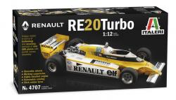 1:12 Renault RE20 Turbo Model Kit