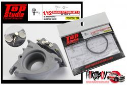1:12 Banjo Fitting Set A