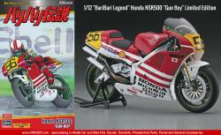 "1:12 ""BariBari Legend"" Honda NSR500 ""Gun Boy"" Limited Edition"