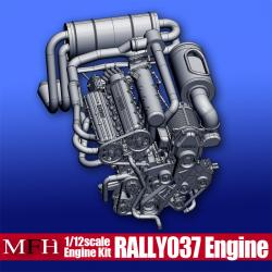 1:12 Lancia 037 Rally Engine Kit