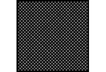 1:12 Carbon Fiber Decal Plain Weave Pattern Black/Pewter #1412