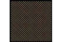 1:12 Carbon Kevlar Decal Plain Weave Black/Amber #1212