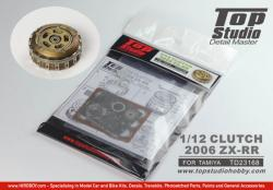 1:12 Clutch for 2006 Kawasaki ZX-RR