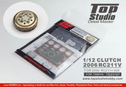 1:12 Clutch for 2006 Honda RC211V