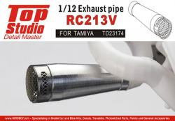 1:12 Exhaust Pipe for Honda RC213V