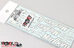 1:12 Ferrari F2007 Marlboro Sponsor Decals (for MFH)