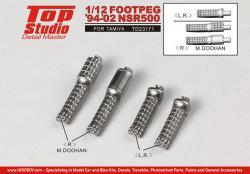 1:12 Footpeg for Honda NSR500 1994-2002