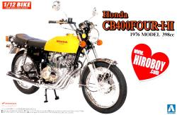 1:12 Honda CB 400 Four-I-II 1976 398cc Model Kit
