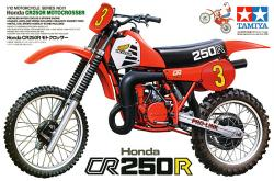 1:12 Honda CR250R Motocrosser (Ltd Reissue)