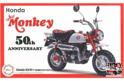 1:12 Honda Monkey 50th Anniversary Special Red