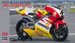 "1:12 Honda NSR250 ""Shell Advance Honda""  (2000 WGP250)"