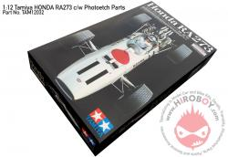 1:12 Honda RA273 w/Photoetched Parts -12032