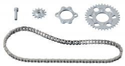 1:12 Honda RC166 Metal Chain Set