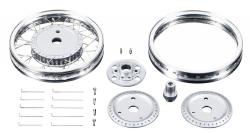 1:12 Honda RC166 Metal Wheel Set
