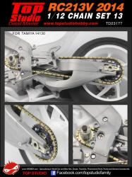 1:12 Honda RC213V 2014 Chain Set for Tamiya 14130