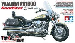 1:12 Yamaha XV1600 Road Star Custom