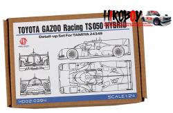 1:24 Toyota TS050 Hybrid Gazoo Racing Detail Up Set