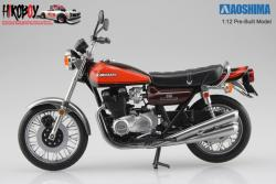 1:12 Kawasaki 750RS (Z2) Fire Ball (Pre-Built Model)