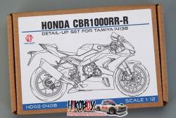 1:12 Honda CBR1000RR-R Fireblade SP Detail-up Set For Tamiya 14138