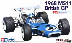 1:12 Matra MS11 British GP 1968