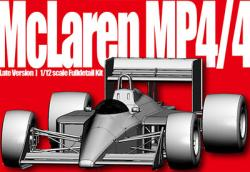 1:12 Mclaren MP4/4 Late version ver.E