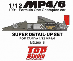 1:12 Mclaren MP4/6 Super Detail-Up Set