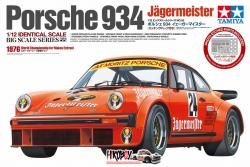 1:12 Porsche Turbo RSR 934  Jägermeister (w/Photo-Etched Parts)