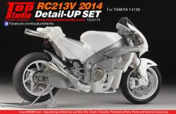 1:12 Honda RC213V 2014 Detail-up Set for Tamiya 14130