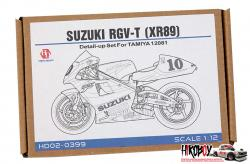 1:12 Suzuki RGV-T (XR89) Detail Up Set
