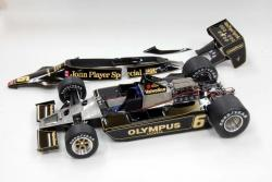 1:12 Team Lotus Type 79 ver.B Full Detail Multi-Media Model Kit