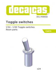 1:24 - 1:20 Toggle Switches