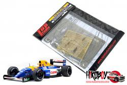 1:12 Williams FW14B Super Detail-up Set 4 - Wing and Under Panel