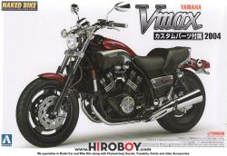1:12 Yamaha VMax (V-Max) with Custom Parts