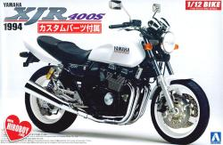 1:12 Yamaha XJR 400S 1994 Model Kit