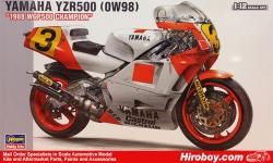 "1:12 Yamaha YZR500 ""1988 World Champion Eddie Lawson"""