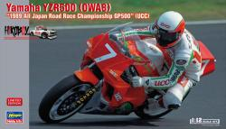 1:12 Yamaha YZR500 1989 All Japan Road Race Championship GP500 UCC