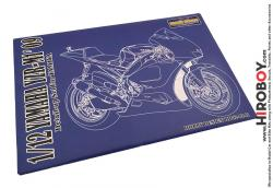 1:12 Yamaha YZR-M1 2009 Photoetch Detail-Up Set for Tamiya