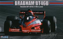 1:20 Brabham BT46B Swedish GP 1978 Fan Car