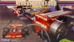 1:20 Brabham BT46B Swedish GP 1978 Fan Car #2 John Watson (GPSP36) Clearbody
